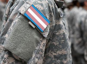 Da quando c'è Trump, niente più trans nell'esercito