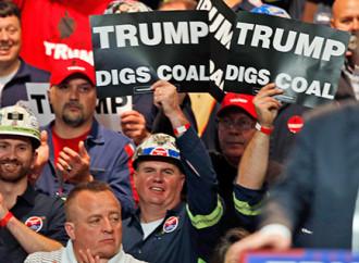 Il revival del carbone, vittima dei pregiudizi climatici