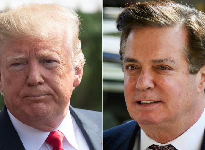 Trump e Manafort