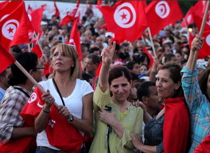 Tunisi, marcia per il diritto di eredità