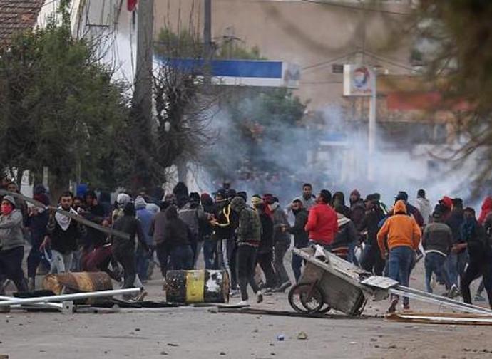 Incidenti in Tunisia