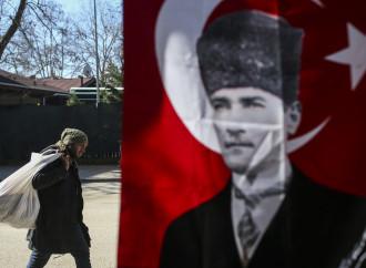 Nel silenzio generale, la Turchia occupa un pezzetto di Grecia