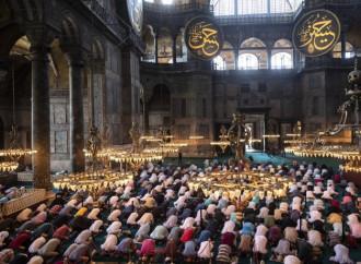 L'Unesco chiede di verificare lo stato di Santa Sofia e Cristo Salvatore in Chora