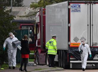 Fuggire dal Vietnam per morire nel Regno Unito