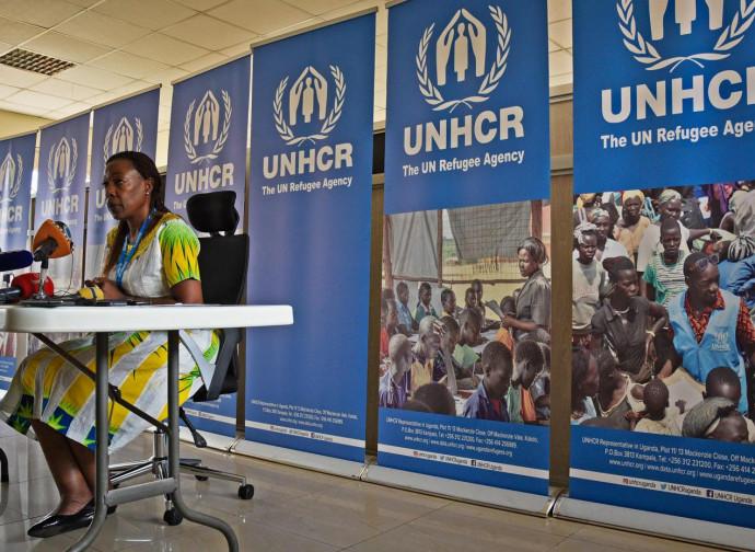 Teresa Ongaro, portavoce ACNUR in Uganda