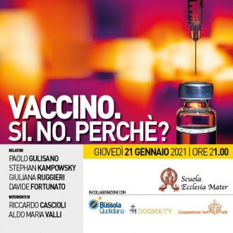 banner vaccino