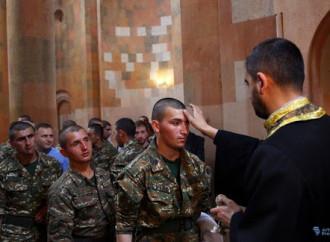 L'Artsakh ci mostra la pasta dell'esercito armeno