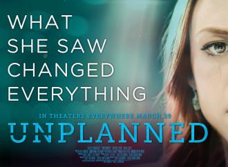 """""""Unplanned"""" sfida la censura e mostra l'orrore dell'aborto"""