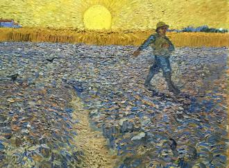 Van Gogh e Chagall, due maestri che cercavano il bello