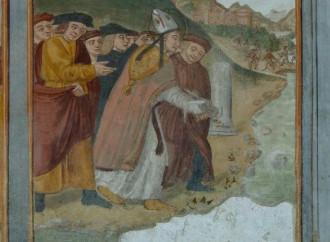 Idoli da distruggere, la lezione di san Vigilio