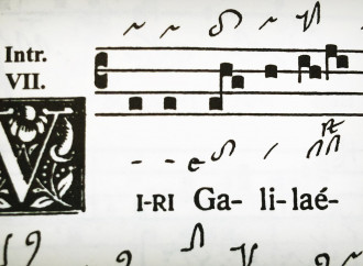 La melodia che ascende al cielo